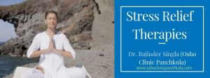 Stress Relief Therapies